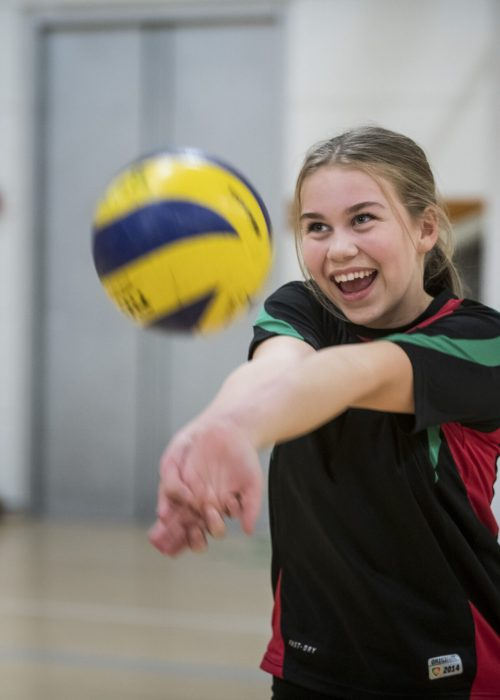 Volleyball i Kolding ©2019 Palle Peter Skov